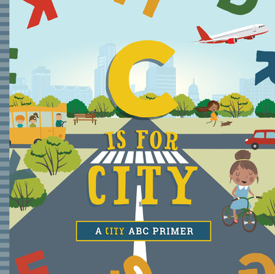 Cover for C Is for City