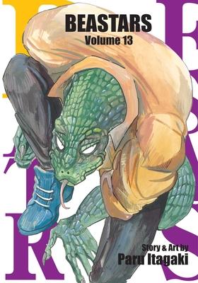 BEASTARS, Vol. 13 Cover Image