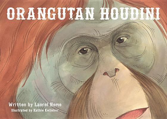 Cover for Orangutan Houdini