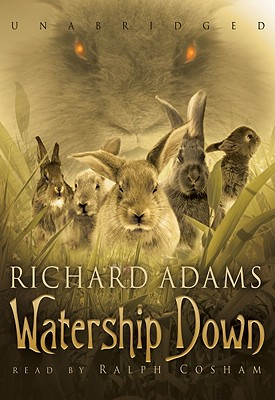 Watership Down [With Earbuds] (Playaway Adult Fiction) Cover Image