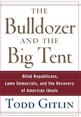 The Bulldozer and the Big Tent Cover