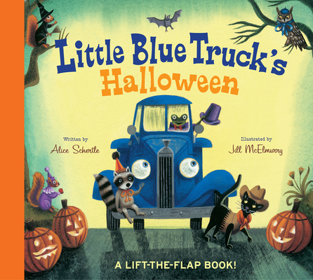Little Blue Truck's Halloween Cover Image