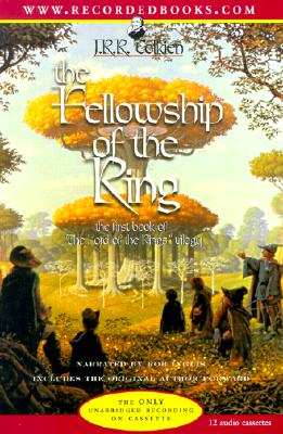 The Fellowship of the Ring Cover Image