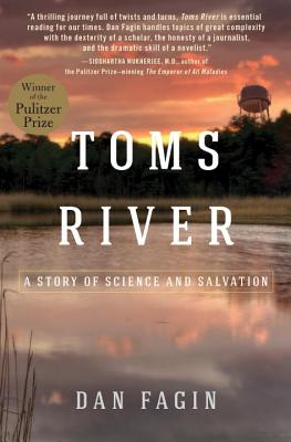 Toms River: A Story of Science and Salvation Cover Image