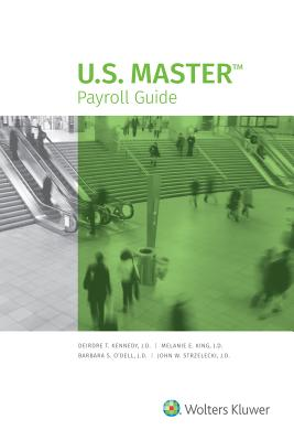 U.S. Master Payroll Guide: 2019 Edition Cover Image