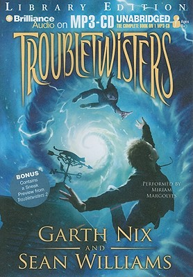 Troubletwisters Cover Image