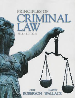 Principles of Criminal Law Cover Image