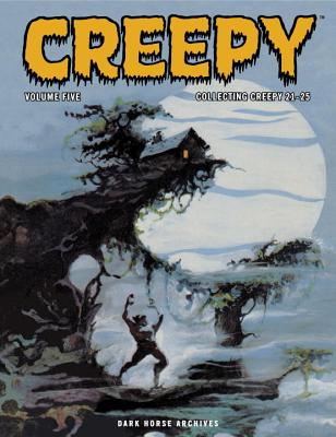 Cover for Creepy Archives Volume 5