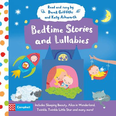 Bedtime Stories and Lullabies CD Cover Image