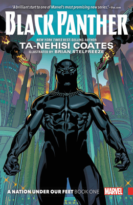 Black Panther: A Nation Under Our Feet Book 1 Cover Image
