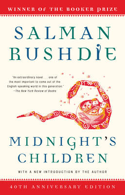 Midnight's Children: A Novel (Modern Library 100 Best Novels) Cover Image