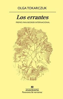 Los Errantes Cover Image