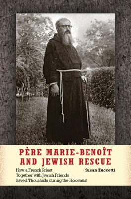 Pere Marie-Benoit and Jewish Rescue Cover
