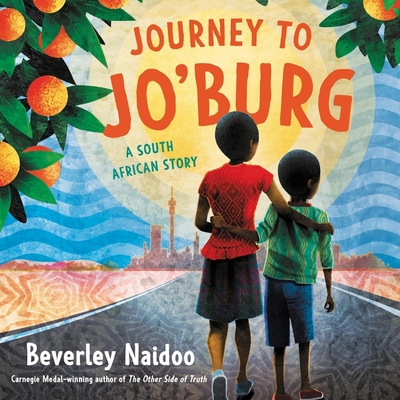 Cover for Journey to Jo'burg