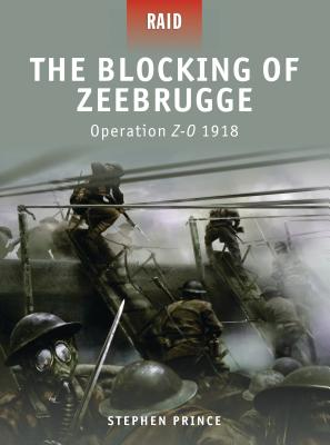The Blocking of Zeebrugge Cover