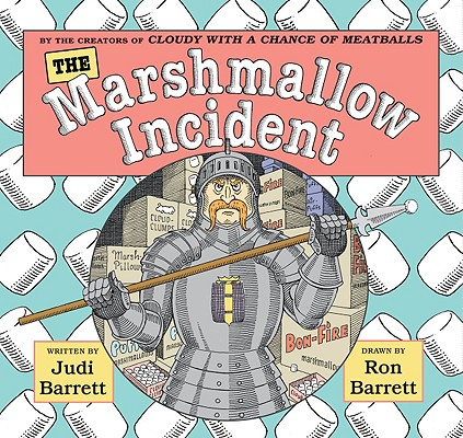 The Marshmallow Incident Cover