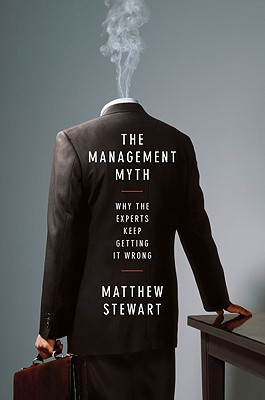 The Management Myth Cover
