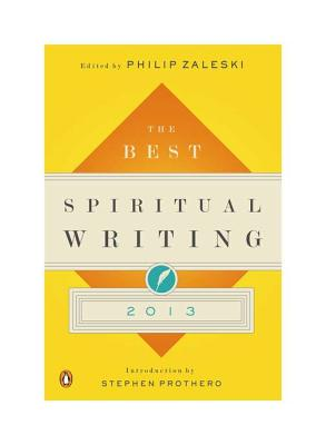 The Best Spiritual Writing Cover