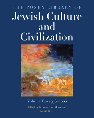 Cover for The Posen Library of Jewish Culture and Civilization, Volume 10