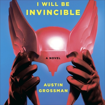 Cover for Soon I Will Be Invincible