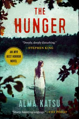 the hunger by alma katsu cover image