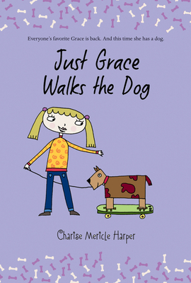 Just Grace Walks the Dog (The Just Grace Series #3) Cover Image