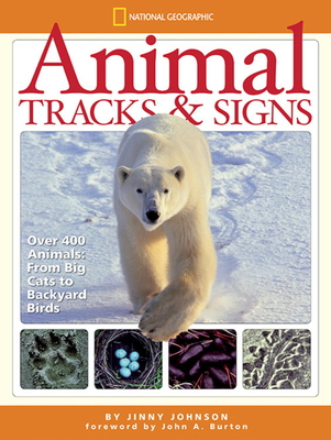Animal Tracks & Signs Cover Image