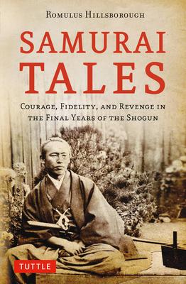 Cover for Samurai Tales