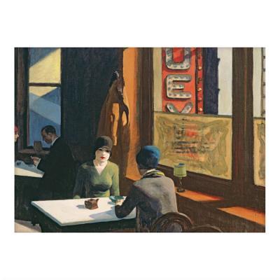 Edward Hopper 1000 Piece Puzzle Cover Image