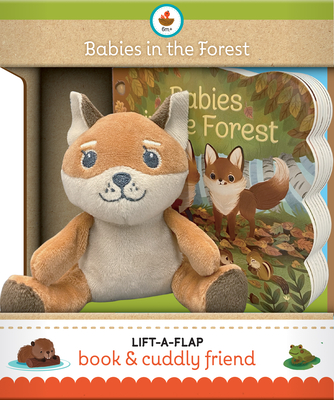 Babies in the Forest Gift Set Cover Image