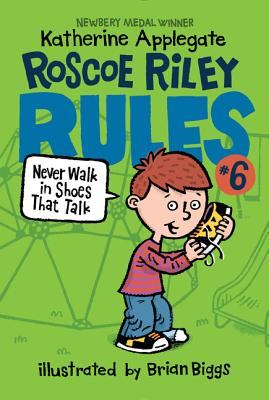 Roscoe Riley Rules #6 Cover