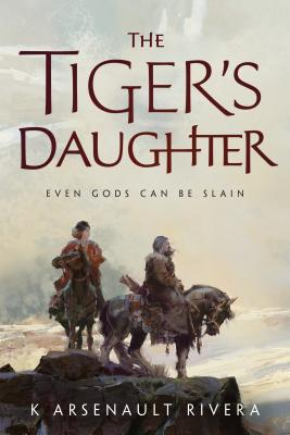 The Tiger's Daughter (Their Bright Ascendency #1) Cover Image