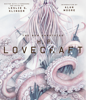 The New Annotated H. P. Lovecraft Cover