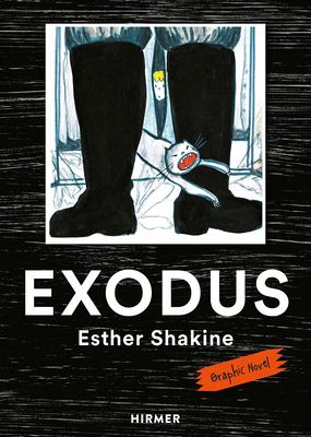 Exodus: A Graphic Novel Cover Image