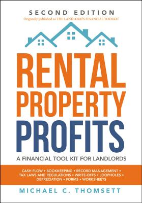 Rental-Property Profits: A Financial Tool Kit for Landlords Cover Image