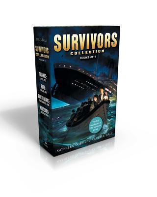 Survivors Collection: Titanic; Fire; Earthquake; Blizzard Cover Image