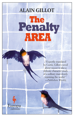 The Penalty Area Cover Image