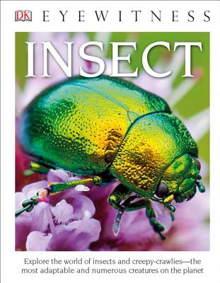 DK Eyewitness Books: Insect (Library Edition) Cover Image