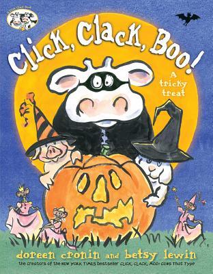 Click, Clack, Boo! Cover
