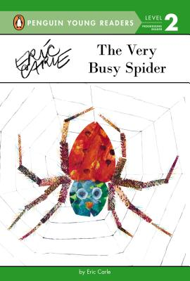 Cover for The Very Busy Spider (Penguin Young Readers, Level 2)