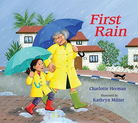 Cover for First Rain