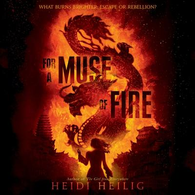 For a Muse of Fire Lib/E Cover Image