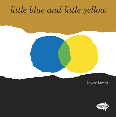 Little Blue and Little Yellow Cover Image