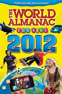 The World Almanac for Kids Cover