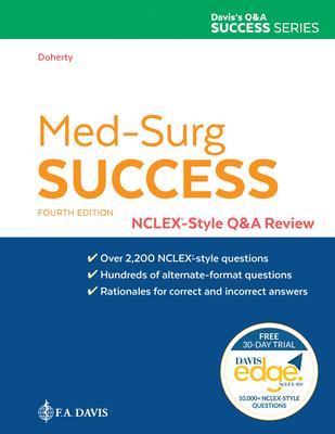 Med-Surg Success: Nclex-Style Q&A Review Cover Image