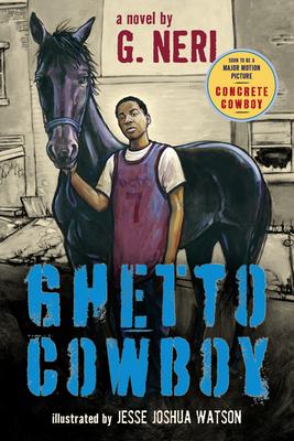 Ghetto Cowboy (the inspiration for Concrete Cowboy) Cover Image