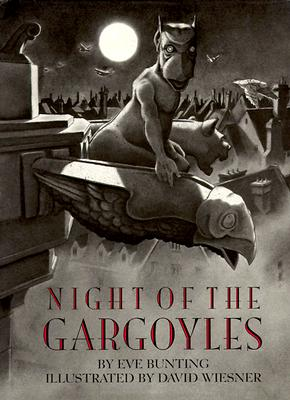 Night of the Gargoyles Cover Image