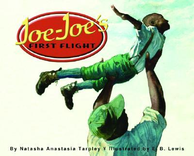Joe-Joe's First Flight Cover