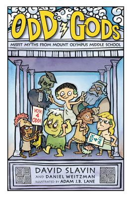 Odd Gods Cover Image