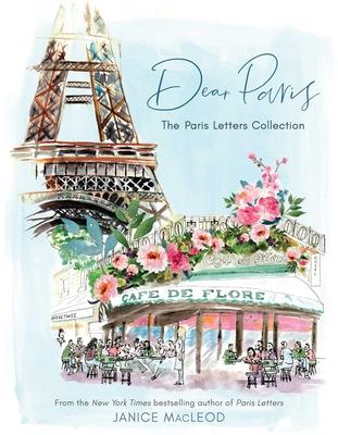 Dear Paris: The Paris Letters Collection Cover Image